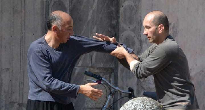 Armand Florea Wing Chun Bordeaux