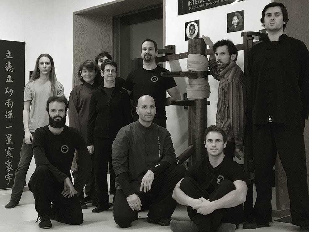 Team 1 Armand Florea Wing Chun Bordeaux
