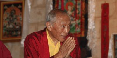 """Enseignements du vénérable Dagpo Rimpoche sur """"l'entrainement de l'esprit"""""""