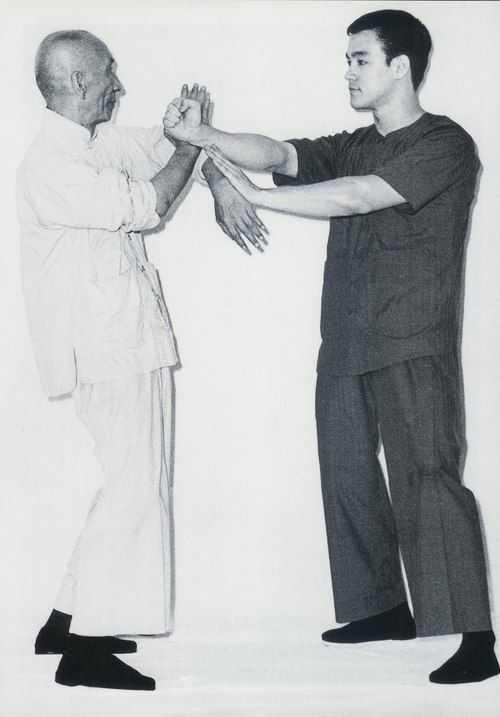 Armand Florea Wing Chun Bordeaux # Bruce Lee