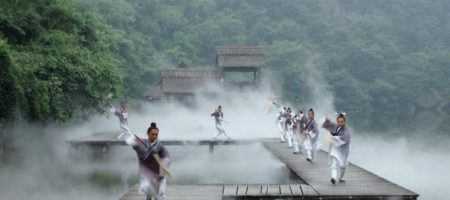 Wudang film documentaire