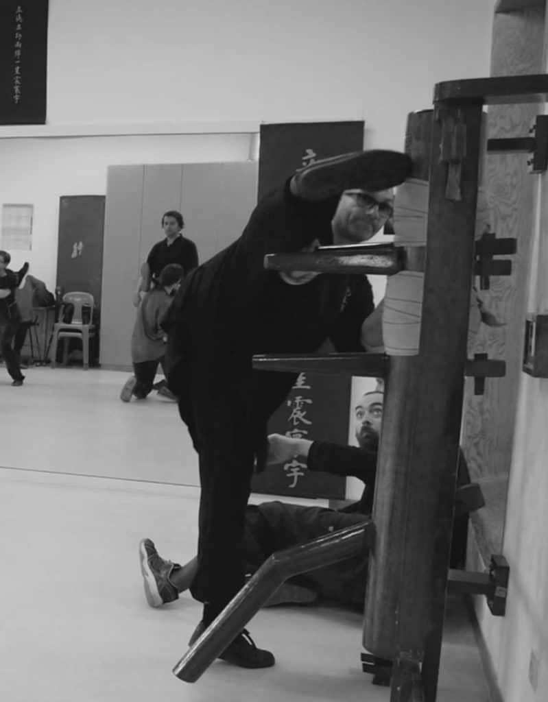 Armand Wing Chun 45445